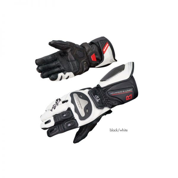 GK-169 Titanium Racing Gloves-JULIUS