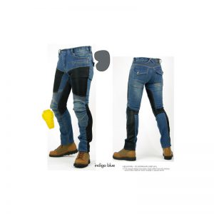 PK-719 SuperFIT Kevlar Mesh D-Jeans