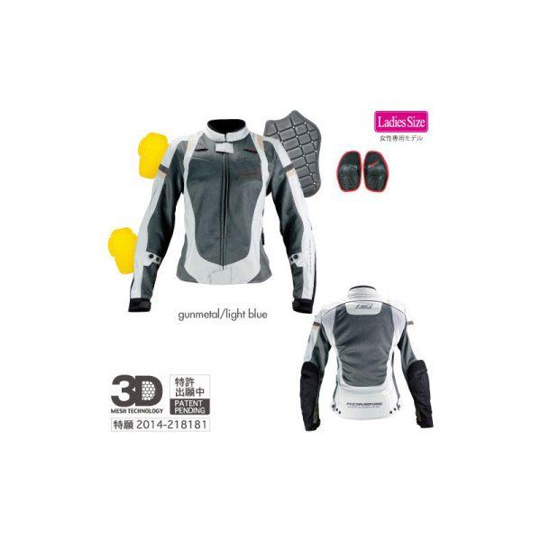 JK-083 Ladies Fit M-JKT 3D