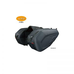 SA-213 Molded Saddle Bag