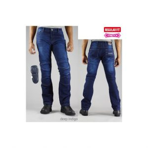 WJ-736R F/Kevlar Jeans-D/INDIGO
