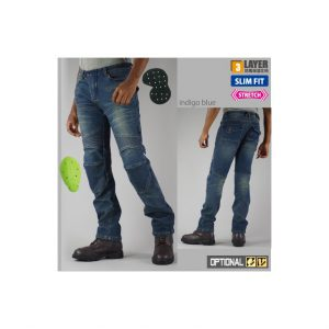 WJ-921S S/F Warm D-Jeans