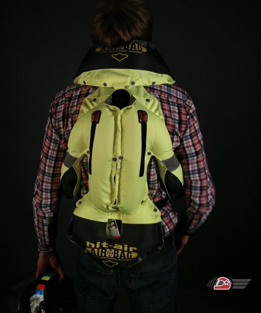 airbag для мотоциклиста